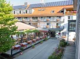 Hotel Am Kamin, Hotel in Kaufbeuren