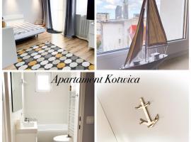 Apartament Kotwica – hotel w pobliżu miejsca Dworzec PKP Gdynia Główna w mieście Gdynia