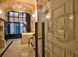 23 Boutique Hotel, hotel near St. Paul's Cathedral, Il-Furjana