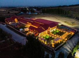 Hyde Park Hotel, hôtel à Bishkek