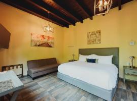 Loto Azul Hotel & Spa, hotel en Valle de Bravo