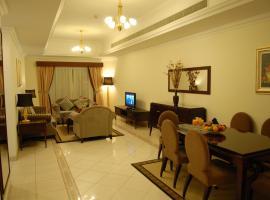Al Manar Hotel Apartments, hotel in Dubai