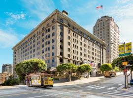 Stanford Court San Francisco, hotel in Nob Hill, San Francisco