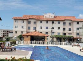 Apartamento Vog João de Góes a 200 metros da praia do Sul em Ilhéus, apartment in Ilhéus