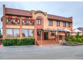 Hotel Gringo, hotel in Piła