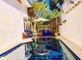 Lara Home Stay, boutique hotel in Kuta Lombok
