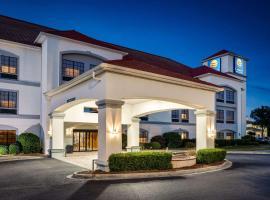 Comfort Inn & Suites Savannah Airport, hotel in Pooler, Savannah