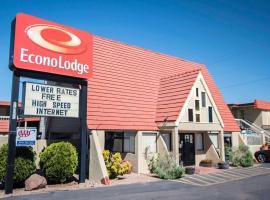 Econo Lodge Downtown Albuquerque, motel in Albuquerque