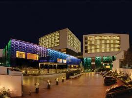 Orange Megastructure LLP, formerly TGB Surat upcoming as Le Meridien, hotel in Surat