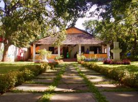 Gaia Hostels, hotel near Anjuna Flea Market, Anjuna