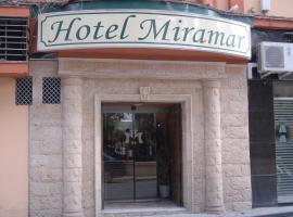 Hotel Miramar, hotel dicht bij: Luchthaven Gibraltar - GIB,