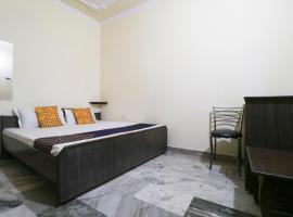 SPOT ON 62300 Hotel Samrat, hotel near Elante Mall, Chandīgarh