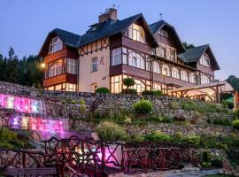 Hotel Rezydencja, отель в Карпаче