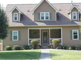 The LakeHouse Vacation Rental, villa in Sevierville