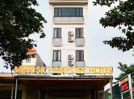 New Sky Airport Hotel, family hotel in Noi Bai