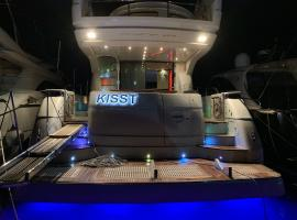 Luxury yacht Palermo, boat in Palermo