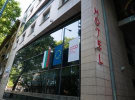 Hotel Puldin COOP, отель в Пловдиве