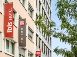 ibis Genève Centre Gare, hotel in Geneva