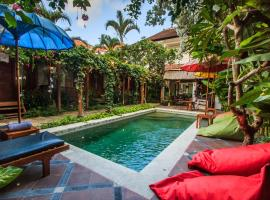 Bening Hut and Spa, hotel dekat Restoran La Lucciola, Seminyak