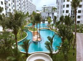 Arcadia Beach Resort By ND, apartment in Pattaya South