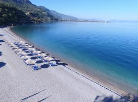 Stavento villas Trapeza&Voura, hotel in Diakopto