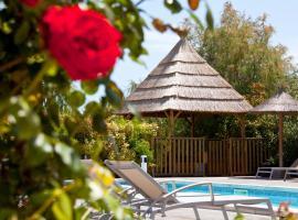 Le Mas de Cocagne, hotel in Saintes-Maries-de-la-Mer