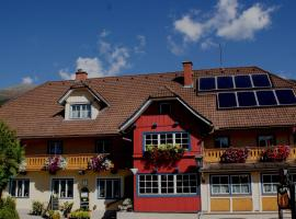 Edelsteinhotel Guniwirt, hotel a Kreischberg környékén Krakaudorfban