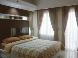 Cozy Studio at Bogor Icon Apartment, apartment in Bogor