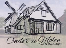 B&B Onder de Molen, family hotel in Burgh Haamstede