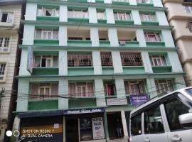 Hotel Blue Sky, accessible hotel in Gangtok