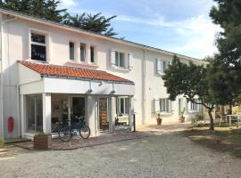 Hotel Esperanza, hotel in Noirmoutier-en-l'lle