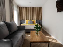 Jono kalnelis, apartamentai mieste Klaipėda