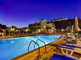 Ionis Hotel, hotel near Byzantine Ecclesiastical Museum, Karavadhos