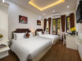 Trang Trang Luxury Hotel, hotel v Hanoji