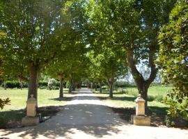 Domaine de Craponne, holiday home in Mouriès