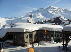 Fontaines Blanches 320, hotel in Avoriaz