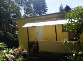 Casa na Serra - Cidade Imperial, pet-friendly hotel in Petrópolis