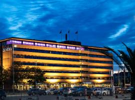 Hotel Jutlandia, hotel i Frederikshavn