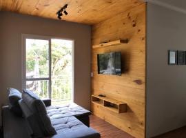 Apto Completo 2 Quartos, self catering accommodation in Campos do Jordão