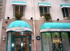 Hôtel Aladin, hotel in 13th arr., Paris