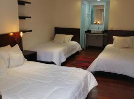 San Moritz Hotel Boutique, hotel cerca de Casa de la Moneda, Bogotá