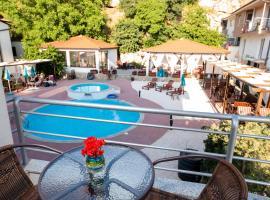 Apartments Bashoski, отель в Охриде