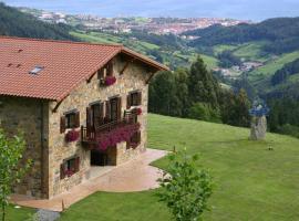 Eco Hotel Rural Lurdeia - Adults Only, hotel in Bermeo