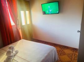 Hospedaje 3 Esquinas, apartment in Guatapé