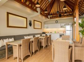Bali Harmony Retreat, serviced apartment in Canggu