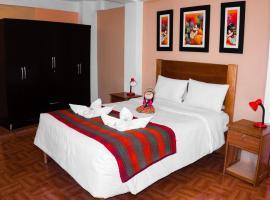 Aventura hostels, hotel near Pukapukara, Cusco