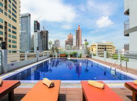 Bally Suite Sukhumvit, hotel in Bangkok