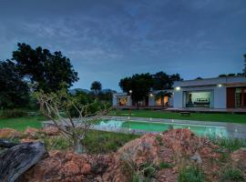 Lake Bagela Villa by Vista Rooms, hotel with jacuzzis in Udaipur