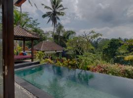 Kaja Villa, hotel in Ubud
