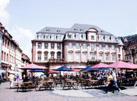 Hotel am Rathaus, hotel in Heidelberg